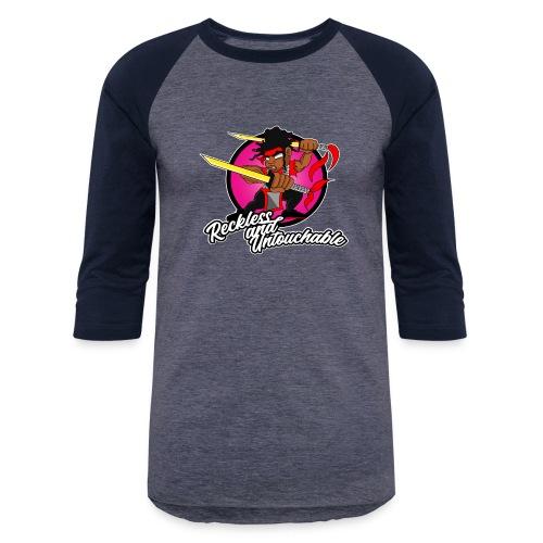 ru won 01 - Unisex Baseball T-Shirt