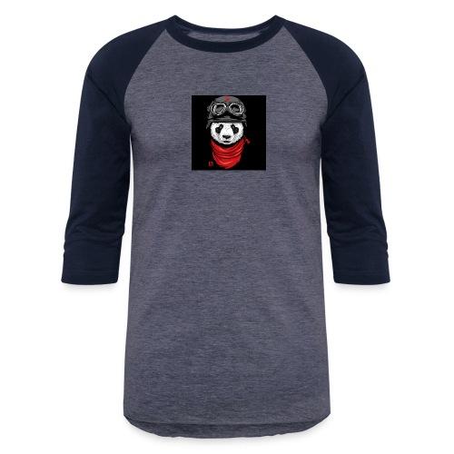 Panda - Baseball T-Shirt