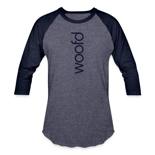 woofd - Baseball T-Shirt