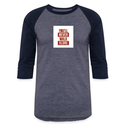 liverpool fc ynwa - Baseball T-Shirt