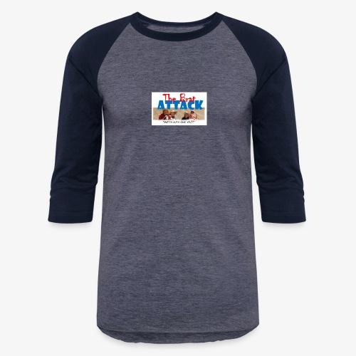 the brat attack - Original - Baseball T-Shirt