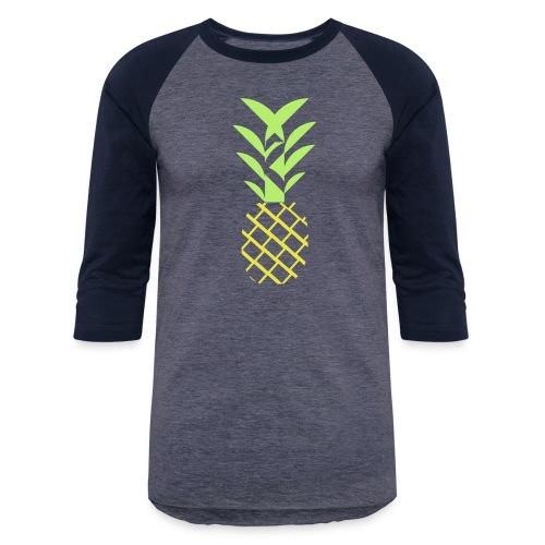Pineapple flavor - Baseball T-Shirt