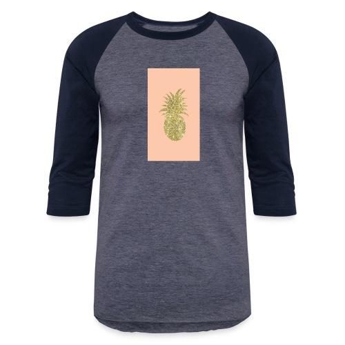 pinaple - Baseball T-Shirt