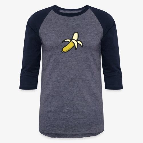 Banana Logo - Baseball T-Shirt