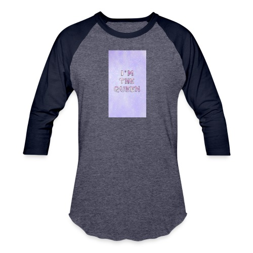 Kids sassy T-shirt - Unisex Baseball T-Shirt
