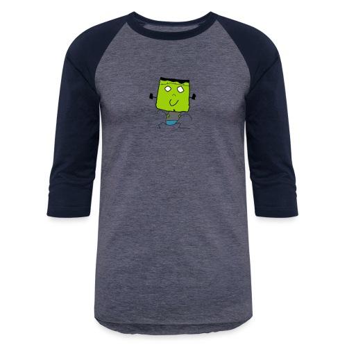 Frankenboy - Baseball T-Shirt
