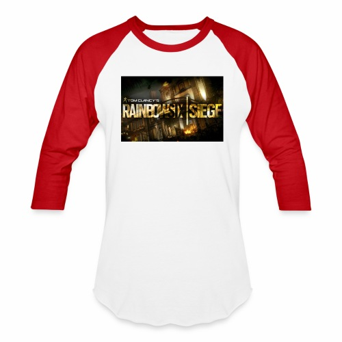 Rainbow Merch - Baseball T-Shirt