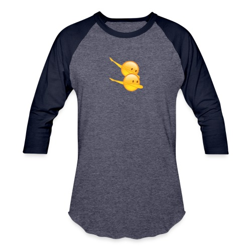 Dab Face Meme - Baseball T-Shirt