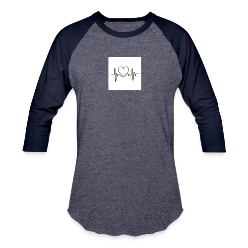KinQuin - Unisex Baseball T-Shirt