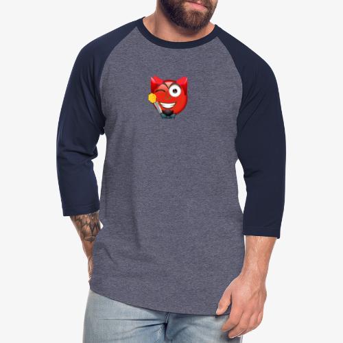 CaRtOoNzZ2men - Unisex Baseball T-Shirt