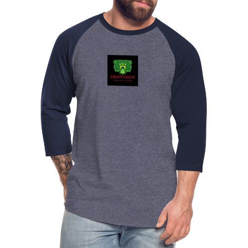 Logo 1 - Unisex Baseball T-Shirt