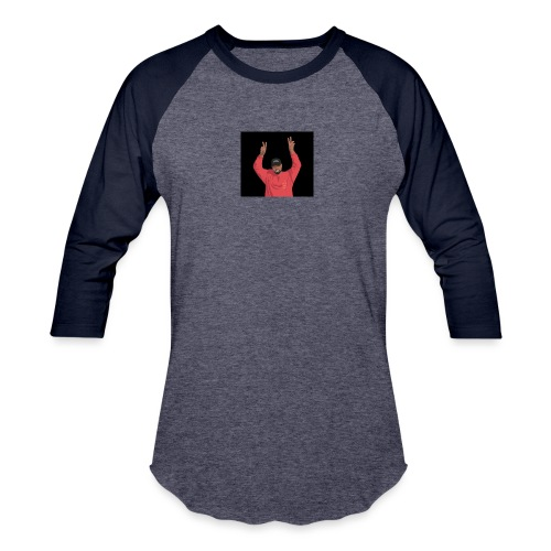 yeezus - Baseball T-Shirt