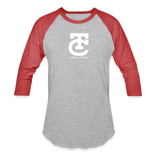 Women's Tribeca Citizen shirt - Unisex Baseball T-Shirt
