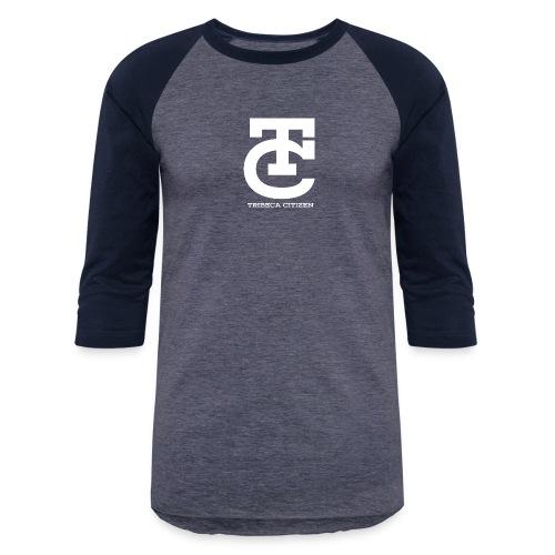 Women's Tribeca Citizen shirt - Unisex Baseball T-Shirt