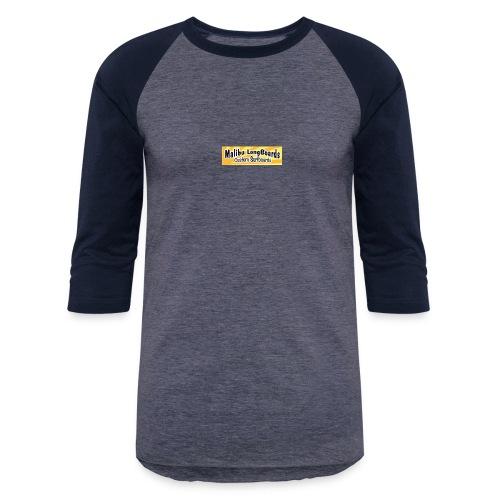 Malibu LongBoards Tshirts Hats Hoodies Amazing - Baseball T-Shirt