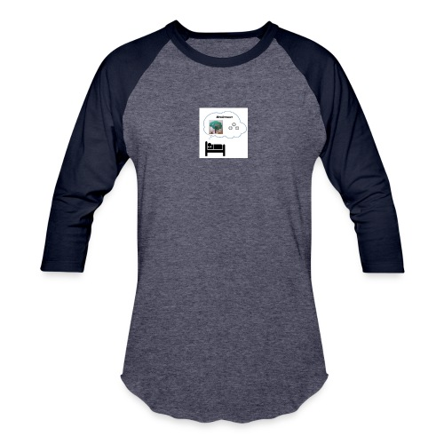 Sleep Neuralizer Bubble - Baseball T-Shirt