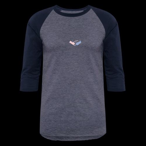 Black T-Shirt - Seventeen - Baseball T-Shirt