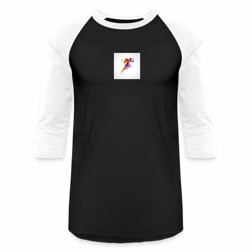 Running - Baseball T-Shirt