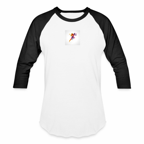 Running - Baseball T-Shirt
