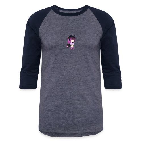 Cool gal - Unisex Baseball T-Shirt
