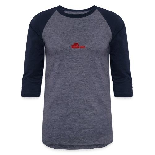 UA_trombonechoirCrimson - Baseball T-Shirt