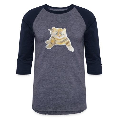sad boy - Unisex Baseball T-Shirt