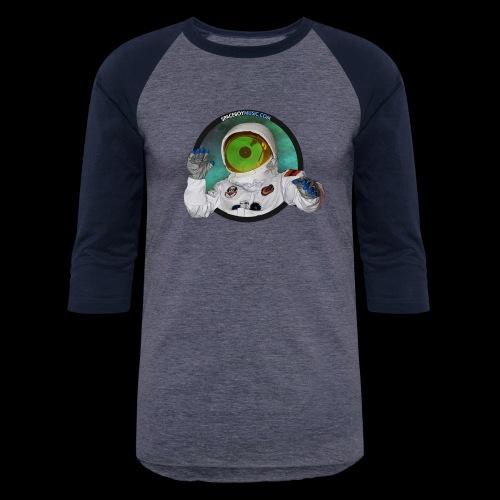 Spaceboy Music Logo - Baseball T-Shirt