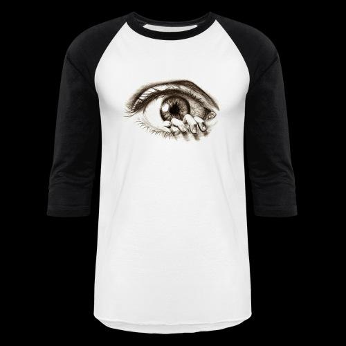 eye breaker - Baseball T-Shirt