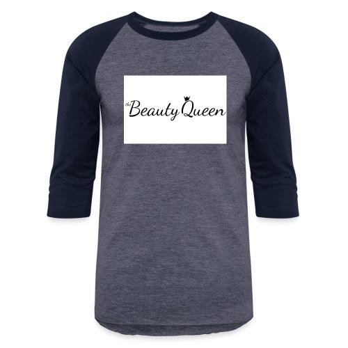 The Beauty Queen Range - Baseball T-Shirt