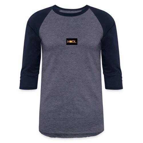 HODL BTC - Unisex Baseball T-Shirt
