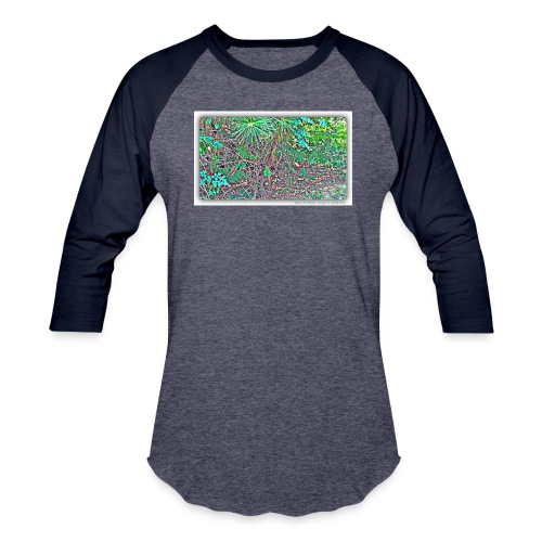 Heart in nature picture - Baseball T-Shirt