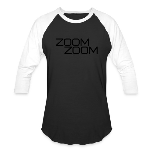 ZoomZoom! - Baseball T-Shirt
