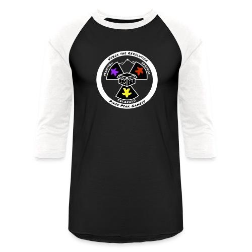 Pikes Peak Gamers Convention 2019 - Clothing - Baseball T-Shirt