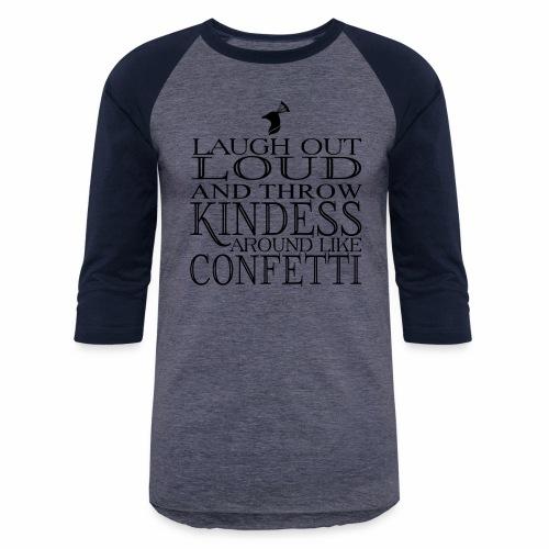 KINDESS CONFETTI - Baseball T-Shirt