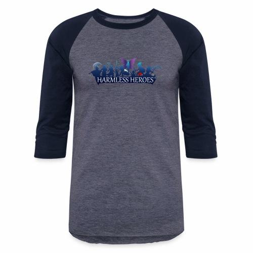 Offline - Harmless Heroes - Baseball T-Shirt