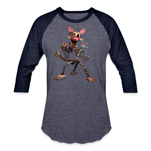 FNAF - Unisex Baseball T-Shirt