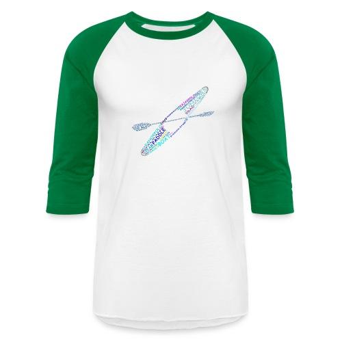 canoepolo-tags - Baseball T-Shirt