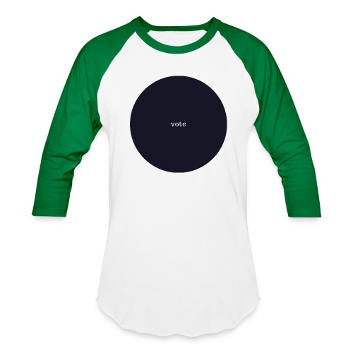 circle vote - Baseball T-Shirt