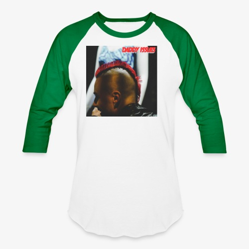 Daddy Issues Album Merch - Baseball T-Shirt