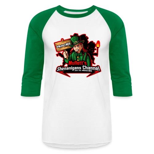 #MullettMOB MERCH - Unisex Baseball T-Shirt