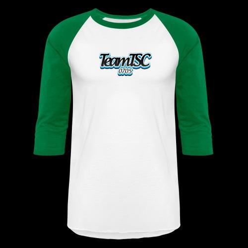 TeamTSC dolphin - Baseball T-Shirt
