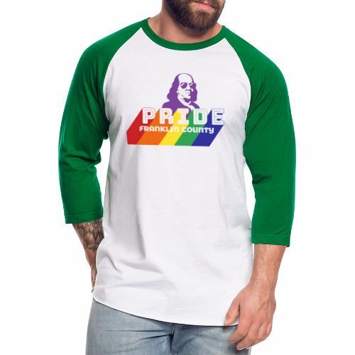 Pride SQ - Unisex Baseball T-Shirt