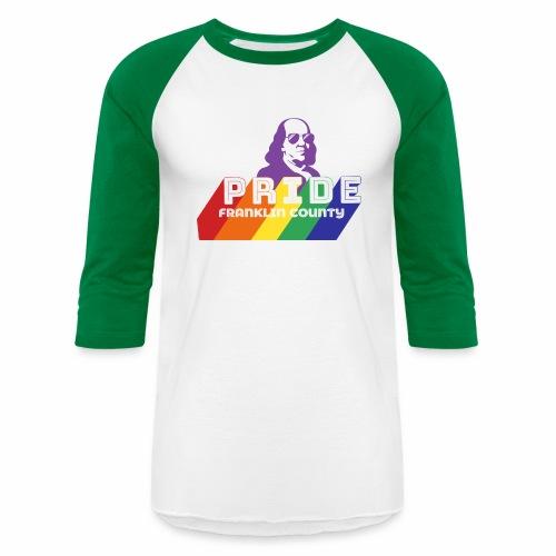 Pride SQ - Baseball T-Shirt