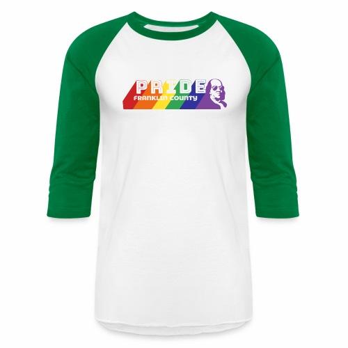 Pride Logo2 - Baseball T-Shirt