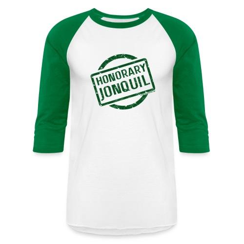 Honorary Jonquil, red - Baseball T-Shirt