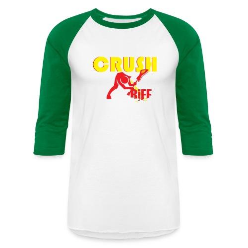 Berry Crush Line - Unisex Baseball T-Shirt