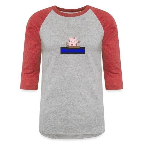 Hammie Join the Mudpile - Baseball T-Shirt