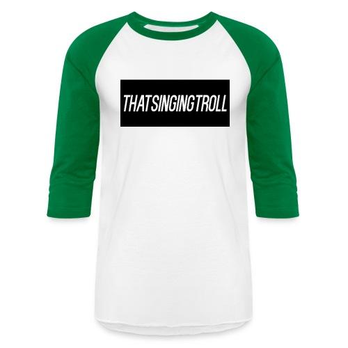 1ST Shirt - Unisex Baseball T-Shirt