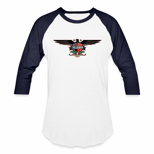 Dane Calloway American Thunderbird Logo - Baseball T-Shirt