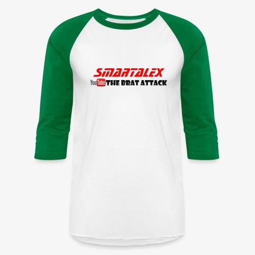 merch smart alex - Baseball T-Shirt